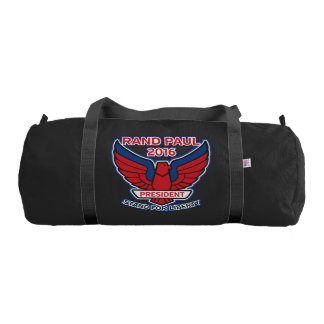 Rand Paul Stand for Liberty Gym Duffel Bag