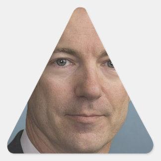 rand paul triangle sticker