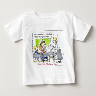 Rand Paul The Early Years Funny Baby T-Shirt