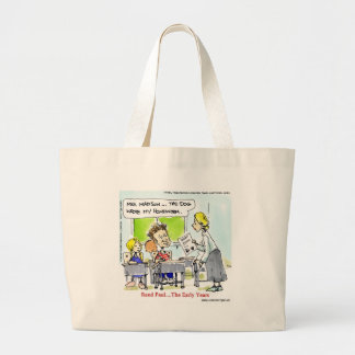Rand Paul The Early Years Funny Bag
