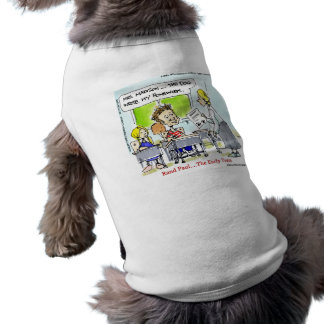 Rand Paul The Early Years Funny Pet Tee