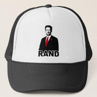 Rand Paul Trucker Hat