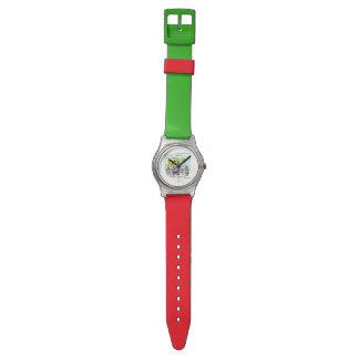 Rand Paul Younger Years Funny Designer Watch Wristwatch