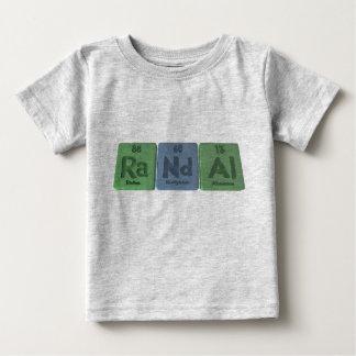 Randal  as Radium Neodymium Aluminium Infant T-shirt