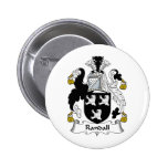 Randall Family Crest Pins