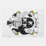 Randall Family Crest Towels