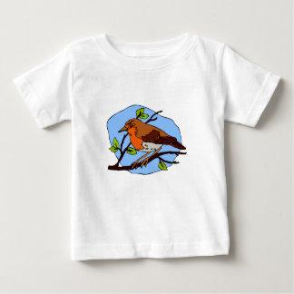 Randall Robin Baby T-Shirt