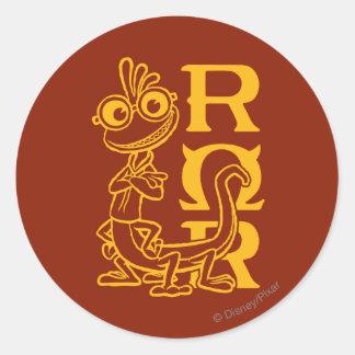 Randall ROR Classic Round Sticker