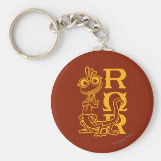 Randall ROR Llavero Redondo Tipo Pin