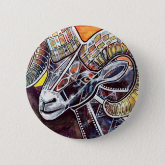 Randall the Ram Pinback Button