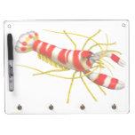 Randall's Pistol Shrimp Dry Erase Board