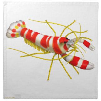 Randall's Pistol Shrimp Napkins