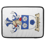 Randeck Family Crest Sleeve For MacBook Pro