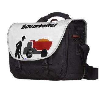 Randgruppe: Bauarbeiter Laptop Bag