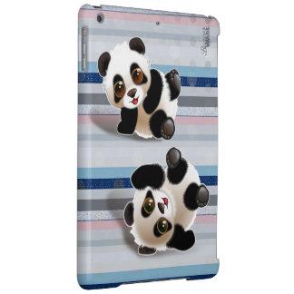 Randi & Peggi Panda© Cover For iPad Air