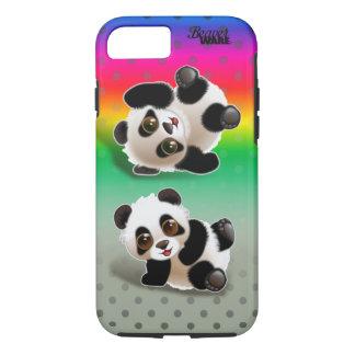 Randi & Peggi Panda© iPhone 7 Case