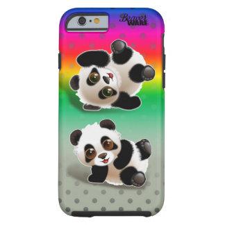Randi & Peggi Panda© Tough iPhone 6 Case