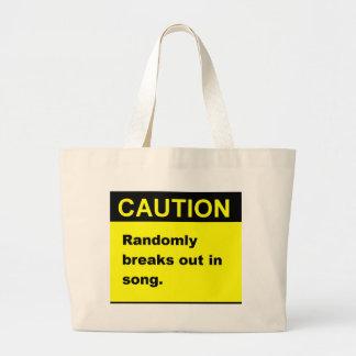 Randmon Song Bags