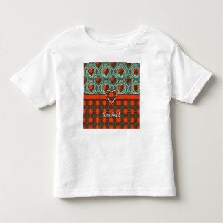 Randolph clan Plaid Scottish kilt tartan Toddler T-shirt