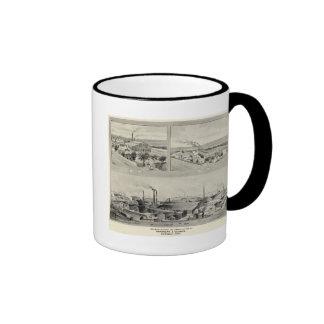 Randolph & Clowes, Waterbury Mugs