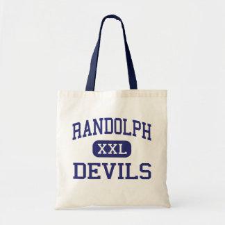 Randolph Devils Community Randolph Canvas Bag