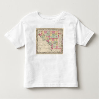 Randolph, Perry, Jackson counties Toddler T-shirt