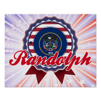 Randolph, UT Poster