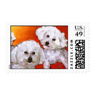Randolph's Jasper & Cosmo Stamps