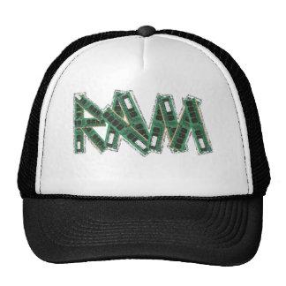 Random Access Memory Trucker Hats