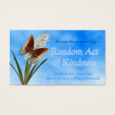 Random Acts Of Kindness Cards at Zazzle