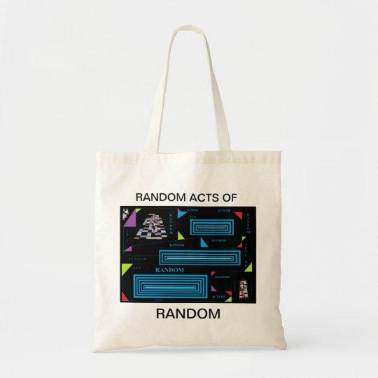 Random Acts Of Random. Tote Bag