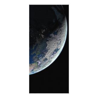 RANDOM ASSORTMENT - SPACE RACK CARD DESIGN