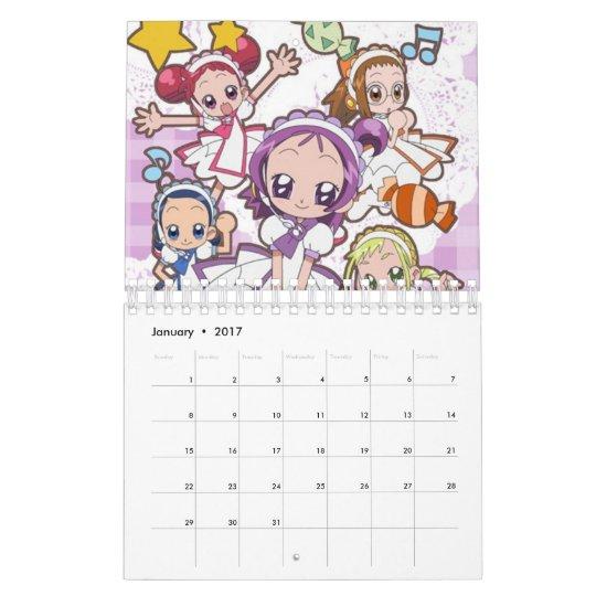 Random Calender Calendar