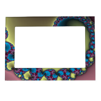 Random Coolness Magnetic Picture Frames