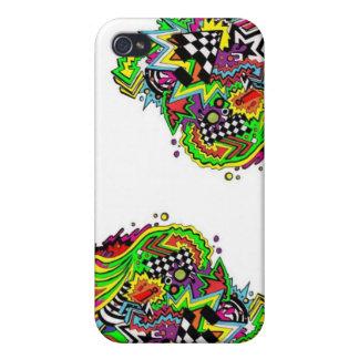 Random Design iPhone 4 case