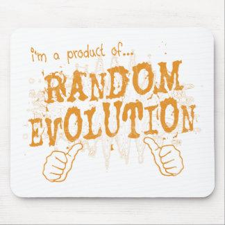 random evolution mouse pad