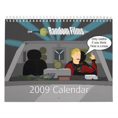 Random Films 2009 Calendar