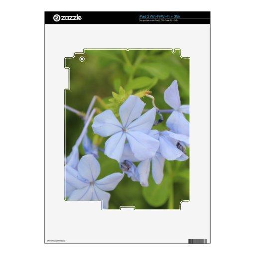 Random Garden Flowers #2 Skin For The iPad 2