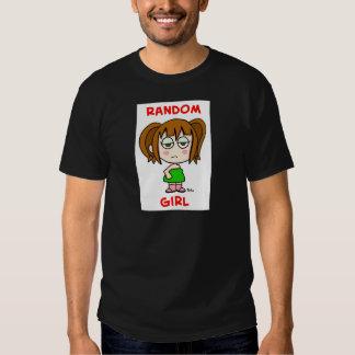 Random Girl T Shirt
