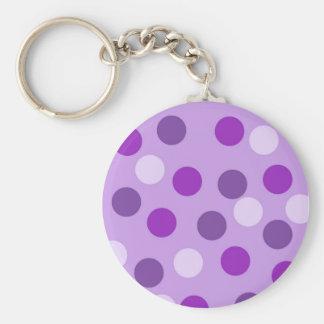 Random - Great Grape Basic Round Button Keychain