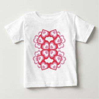 Random heart shirt