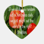 Random Kindess Ornament