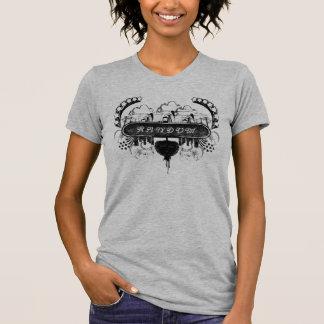 Random(low neck) T-Shirt