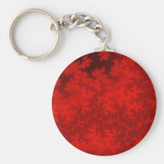 Random Million 019 Basic Round Button Keychain