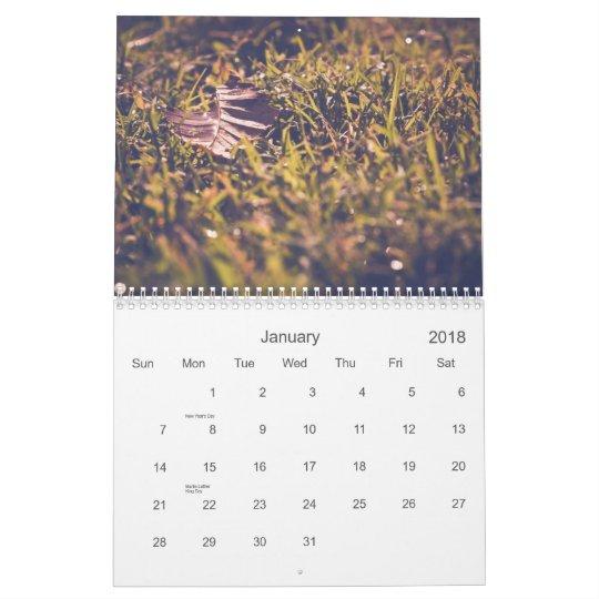 Random nature for 2011 calendar