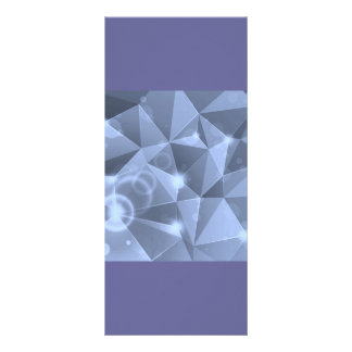 RANDOM OVERVIEW PART SEVEN BLUES RACK CARD