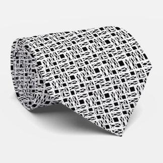 Random Parkay Pattern Neck Tie