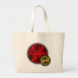 Random Planets Tote Bag