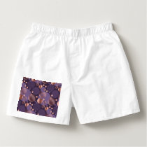 Random polka dots, fun, colorful, pattern,xmas,hap boxers