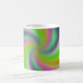 Random, pretty, colourful, fuzzy windmill splurge! mugs